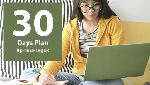 30 days plan aprende inglés academia access