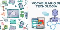 vocabulario tecnología inglés comunicación